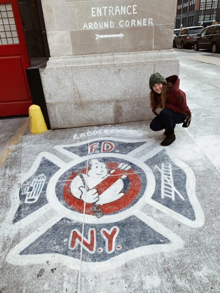 bomberos Manhattan
