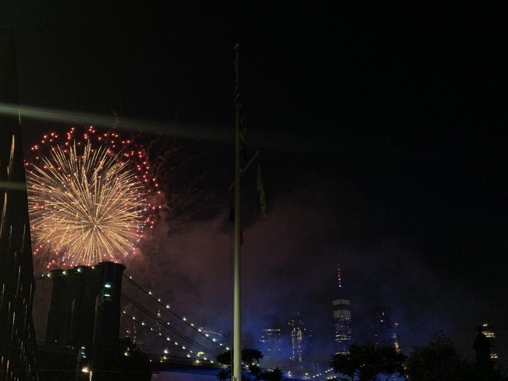 4th of july NY