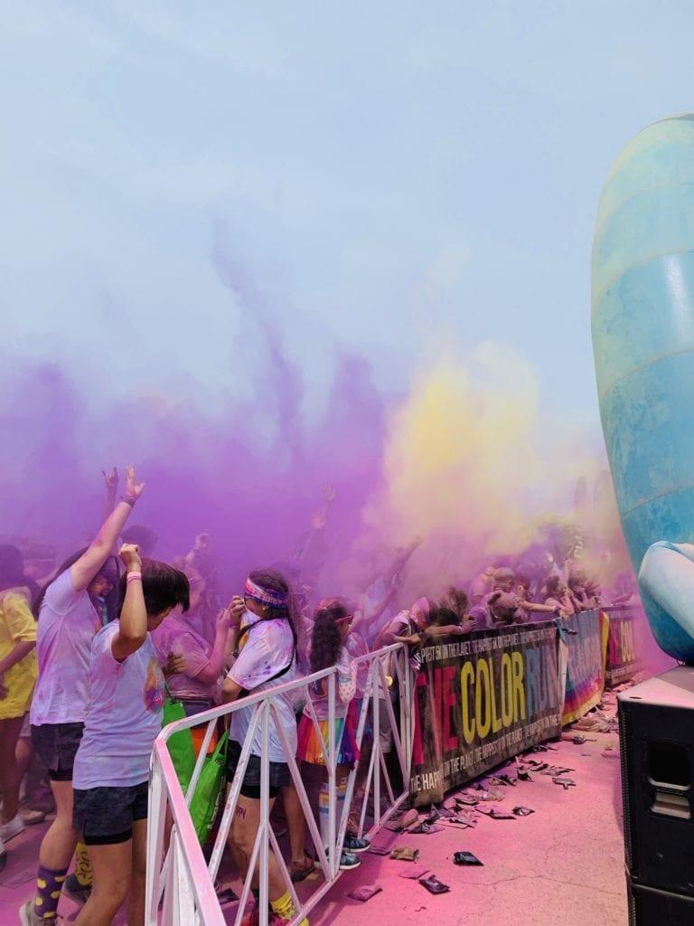 The color run ny