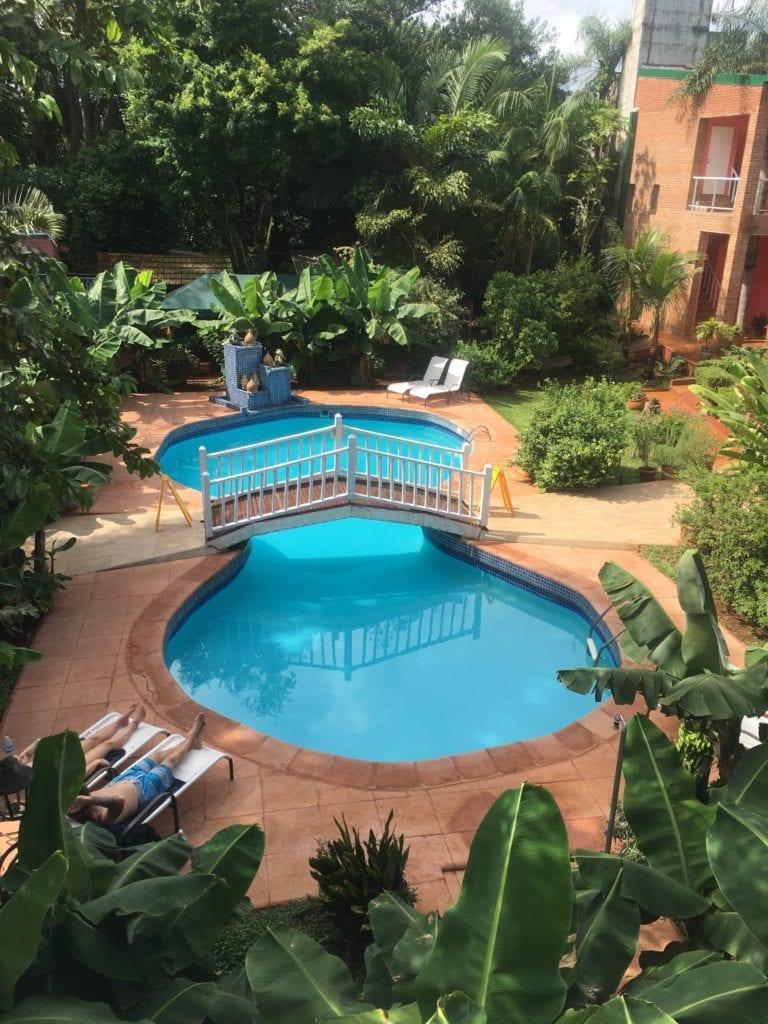 hotel iguazú