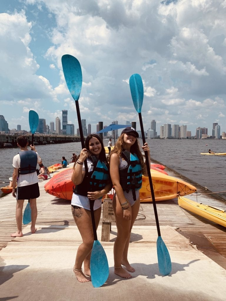Kayak New York