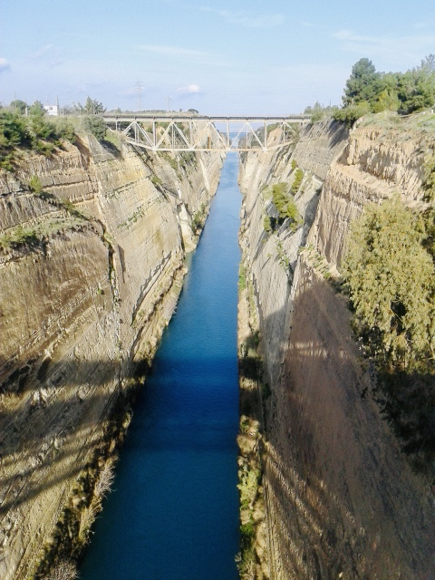 Canal Grecia