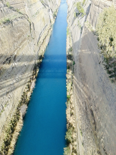 Canal griego