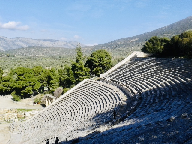 Anfiteatro griego