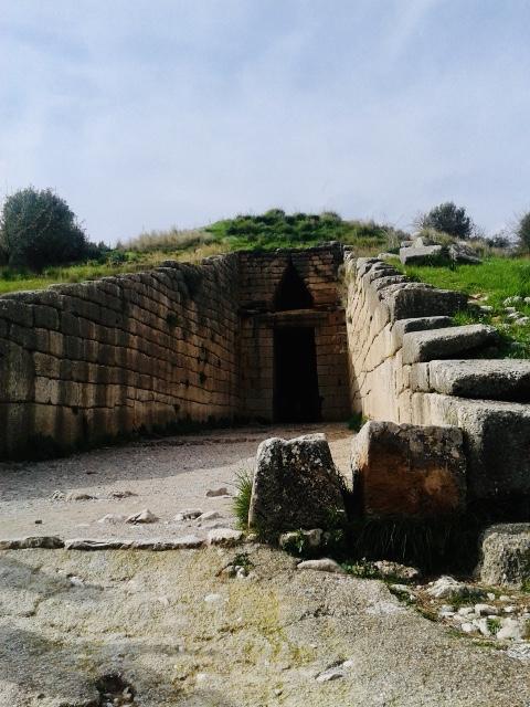 Tumba Agamenon Grecia
