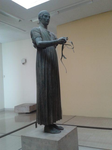 Escultura griega