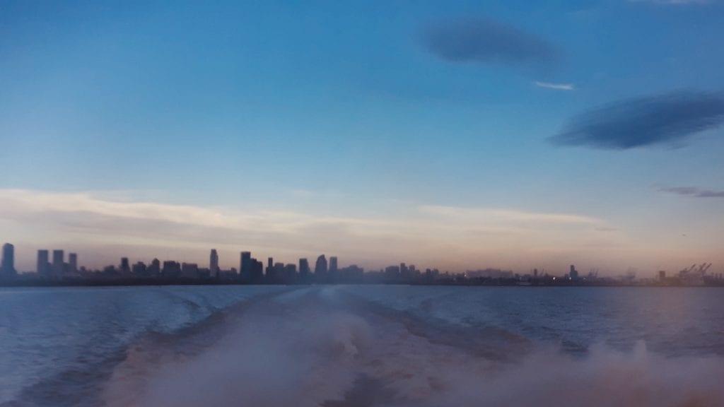 Ferry a Uruguay