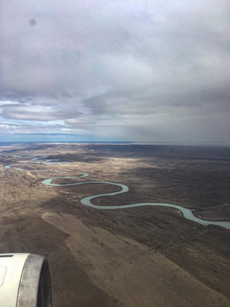 río El Calafate
