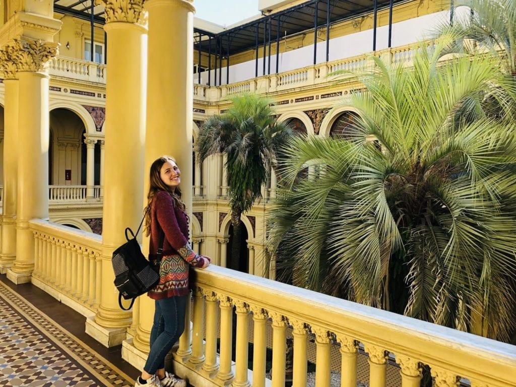 Casa Rosada BA