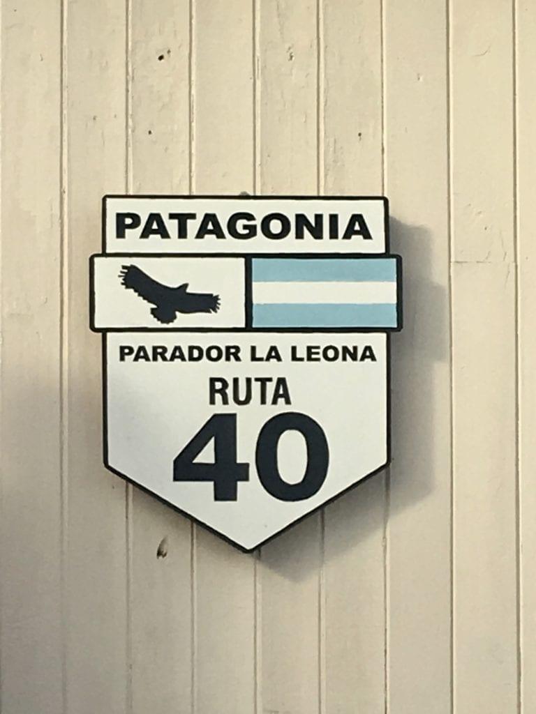 Patagonia ruta 40