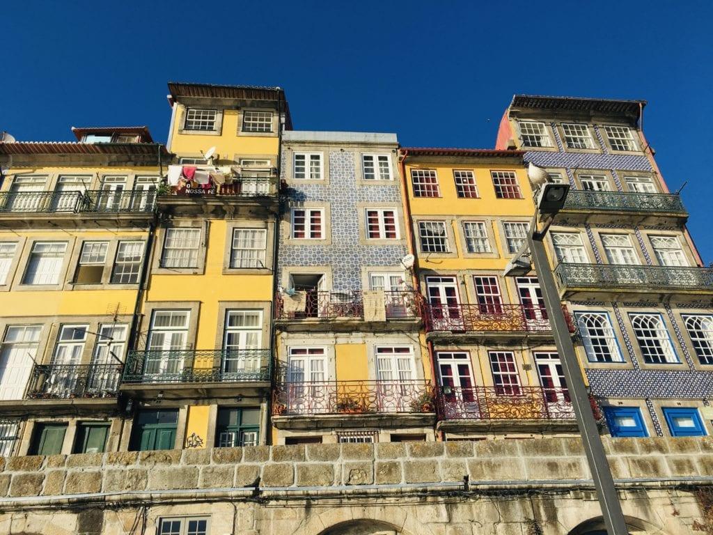 casitas Oporto
