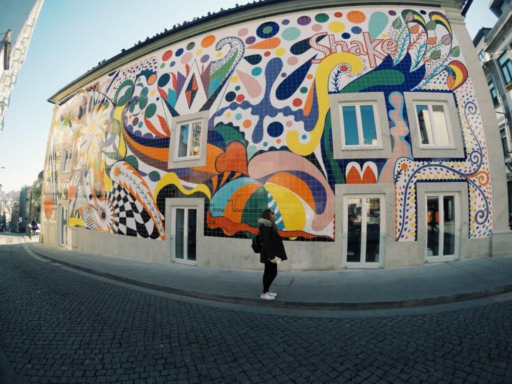 murales Oporto