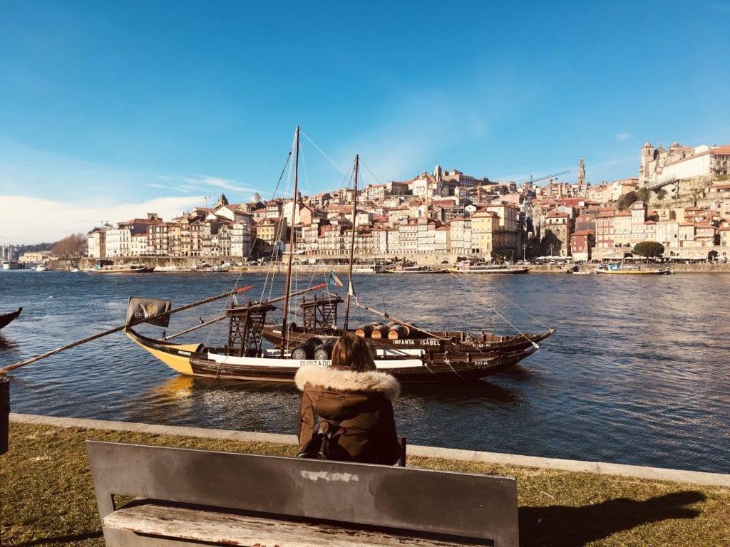 río Oporto
