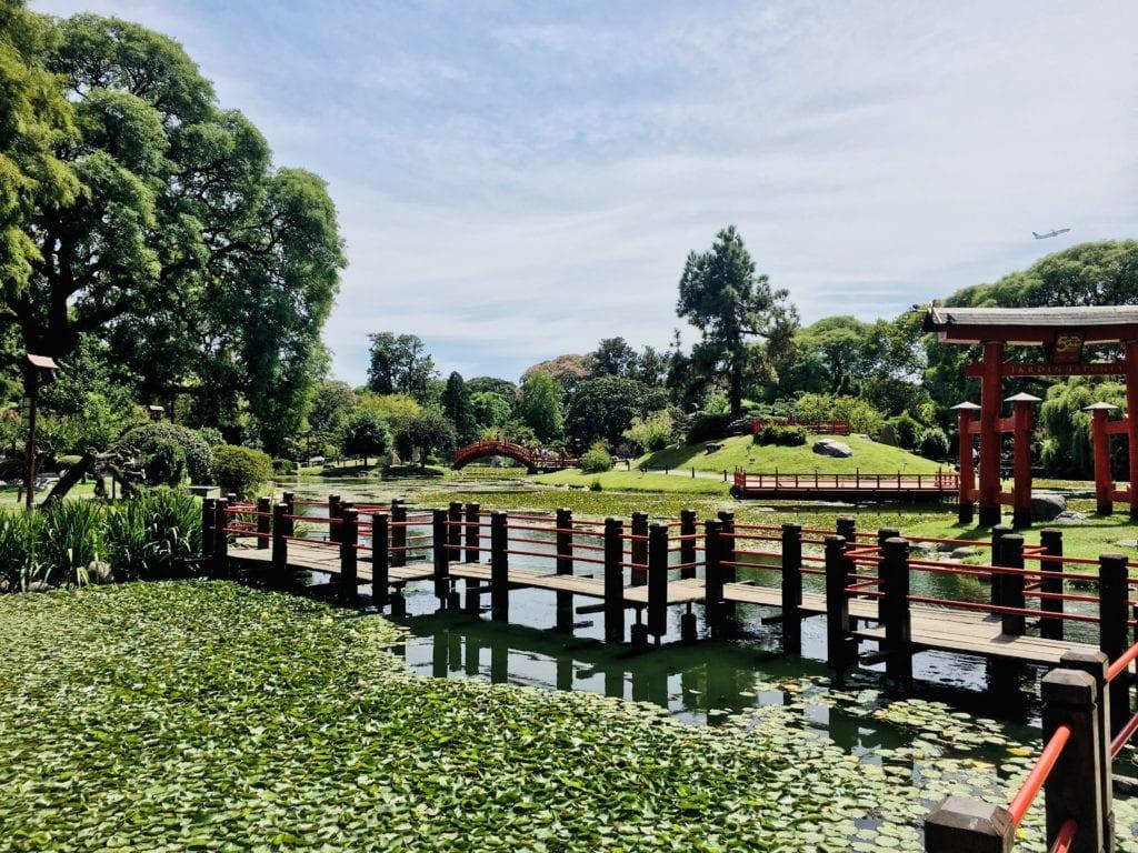 Jardín Japonés BA