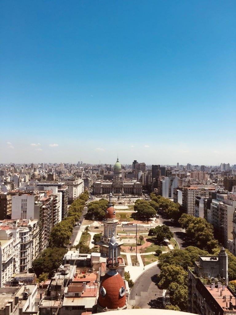 Vistas Buenos Aires