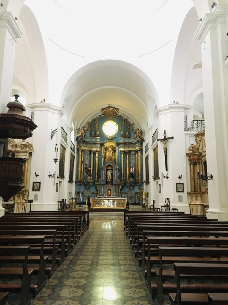 iglesia Buenos Aires