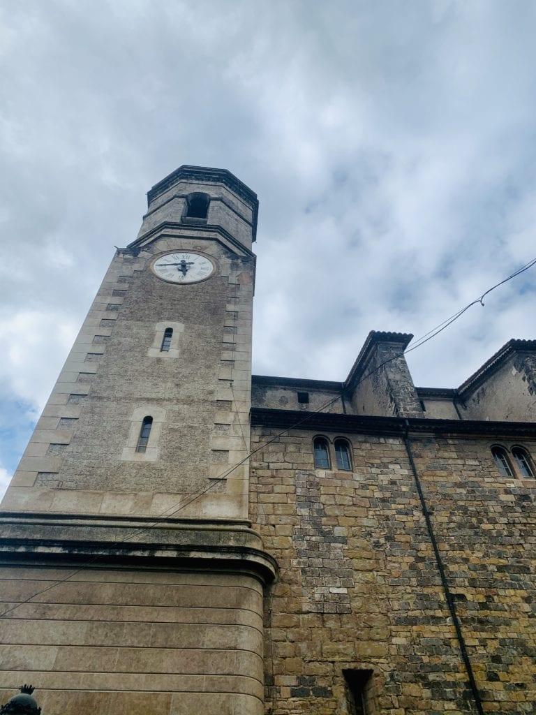 Iglesia de Olot