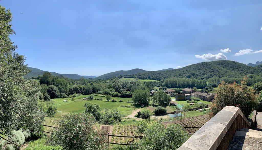 Vistas Santa Pau