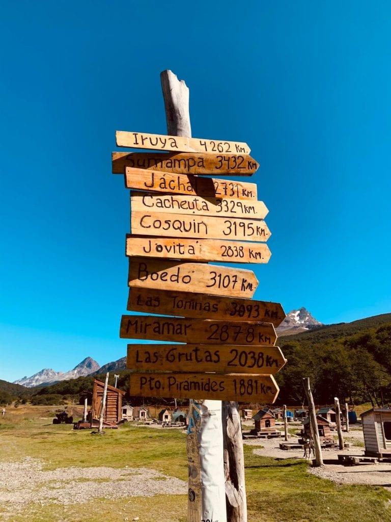 Valle de Lobos Ushuaia