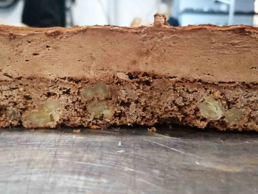 Brownie Hostal dels Ossos