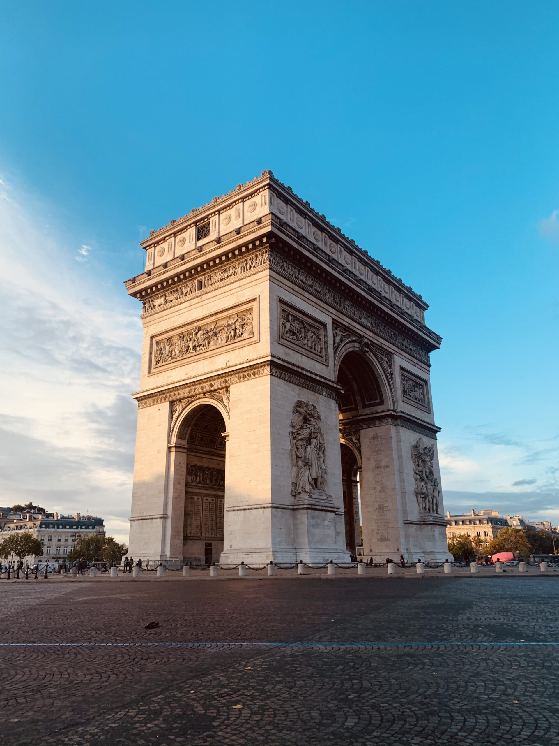 Arco de Triumfo Paris