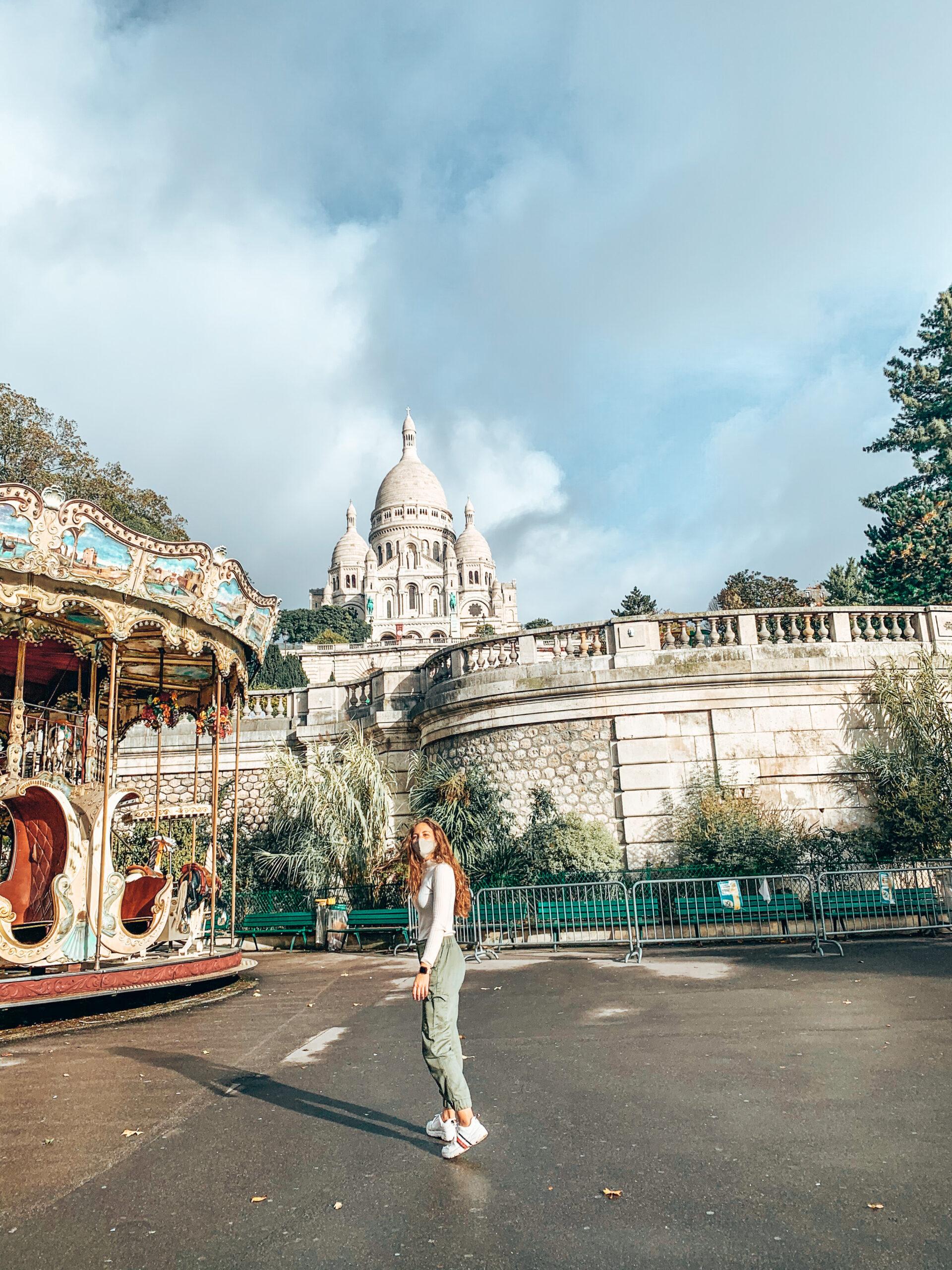 Sagrado Corazón Paris