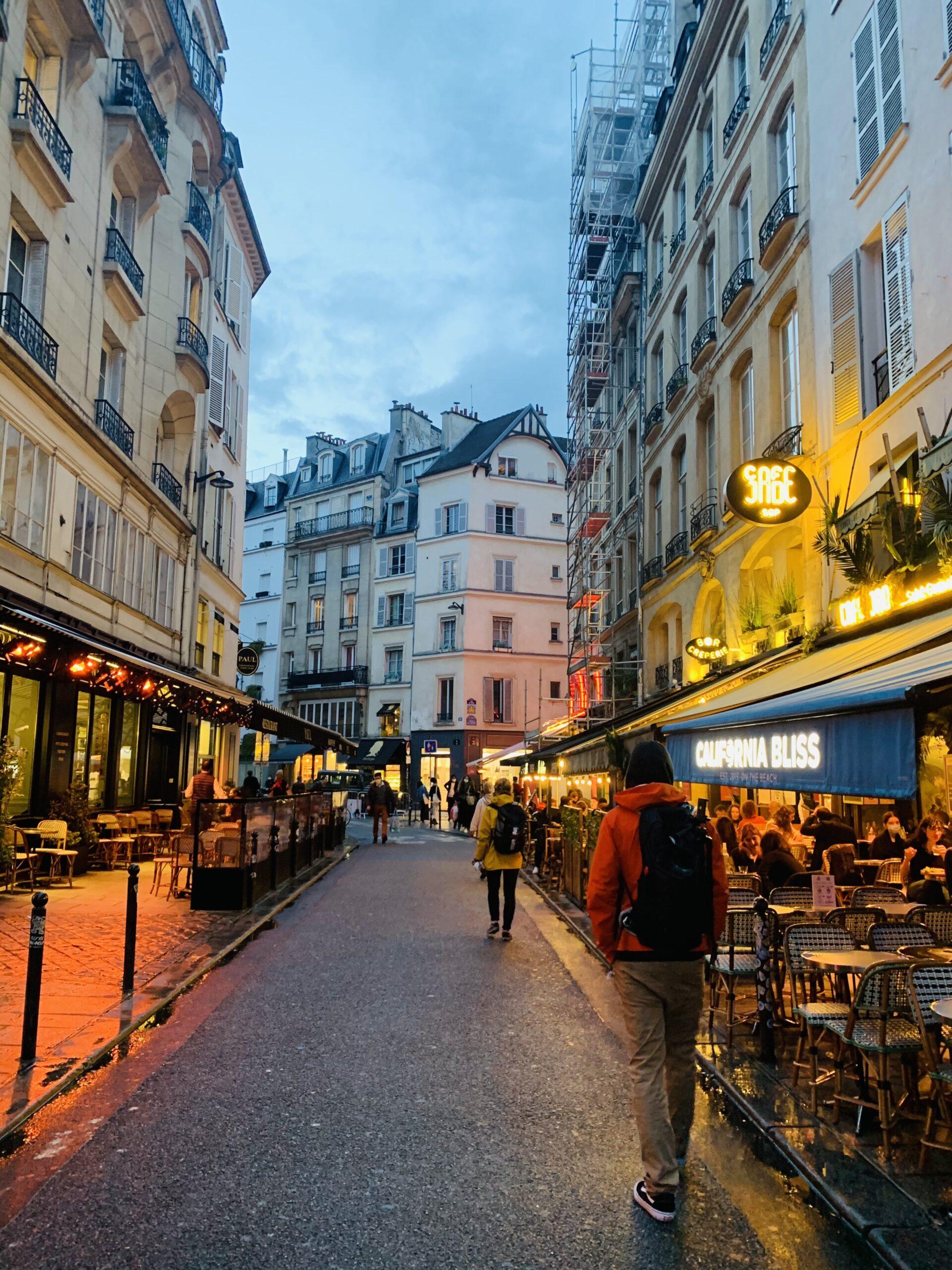Centro Paris