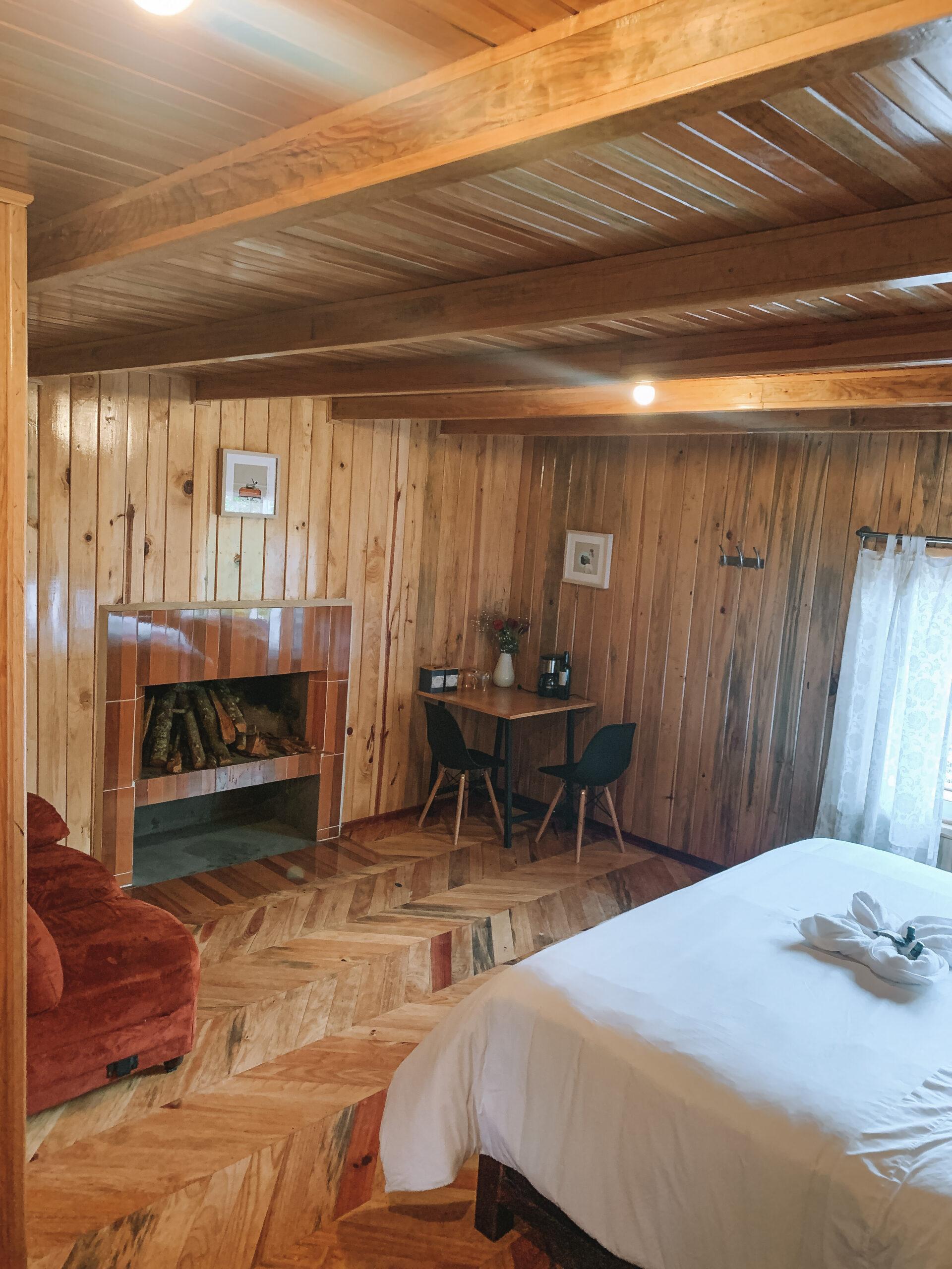 cabañas rancho viejo