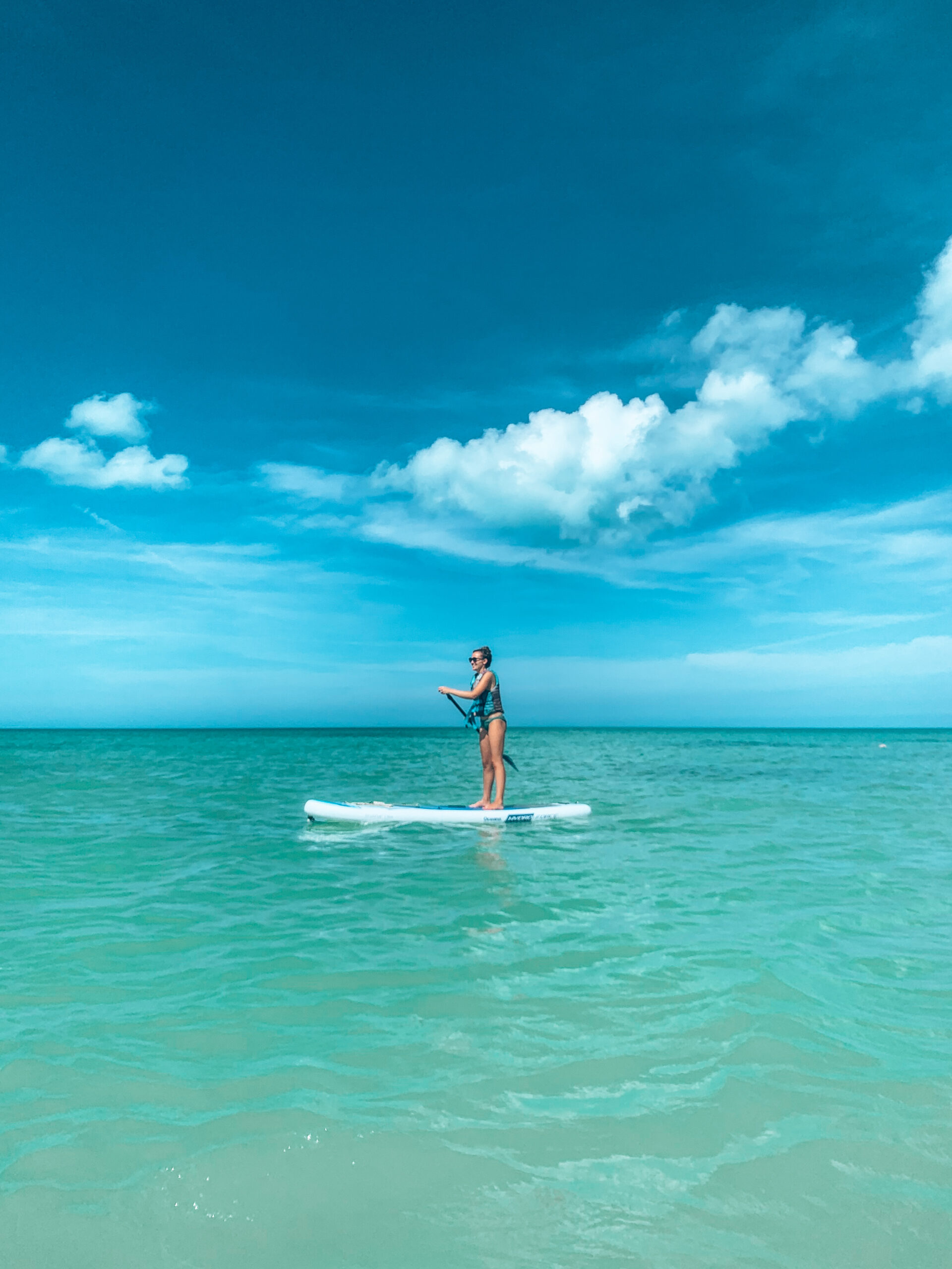 PADDLE SURF Holbox