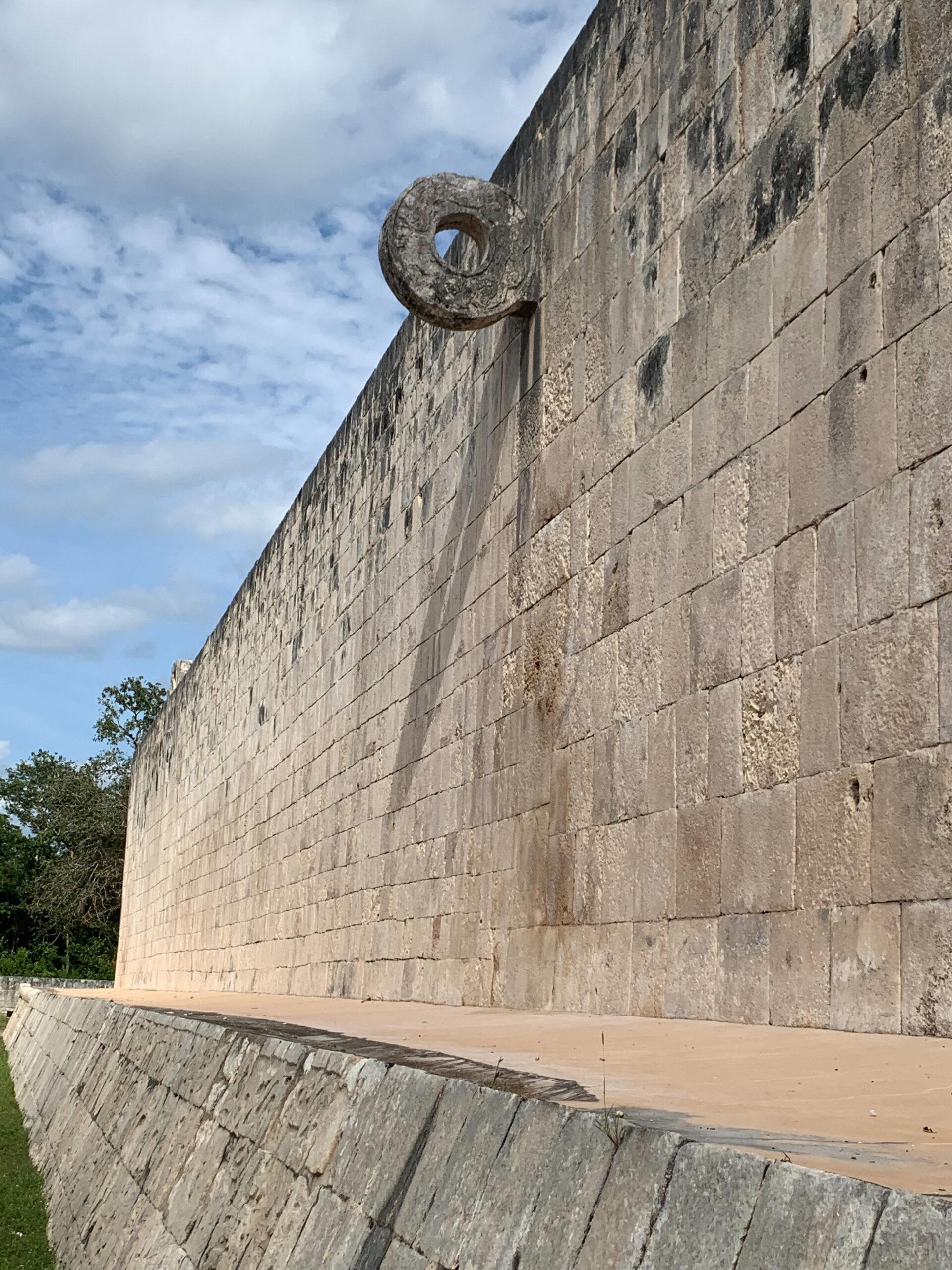 Juego de Pelota Chichen Itzá
