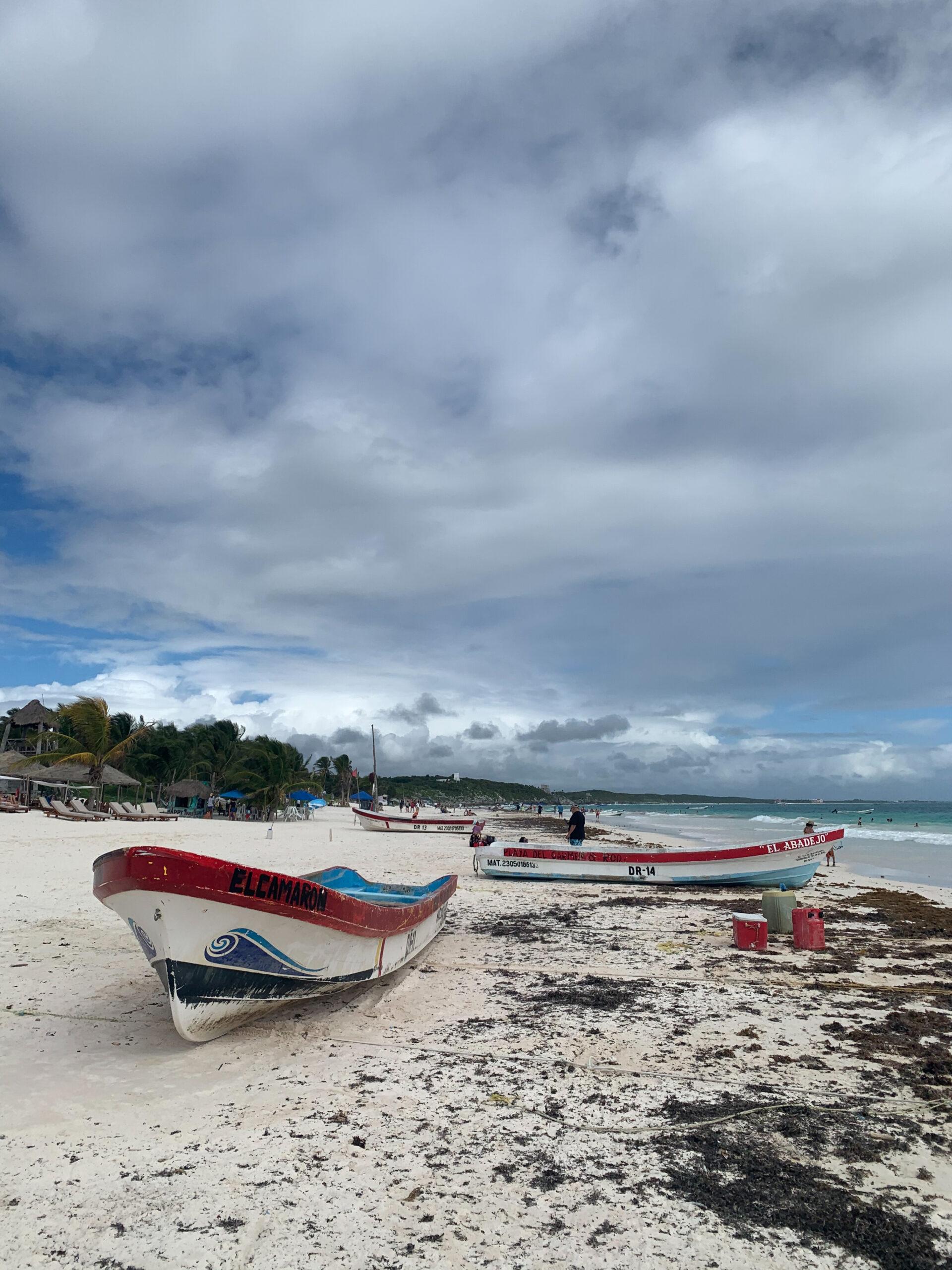 Playa Paraíso Tulúm