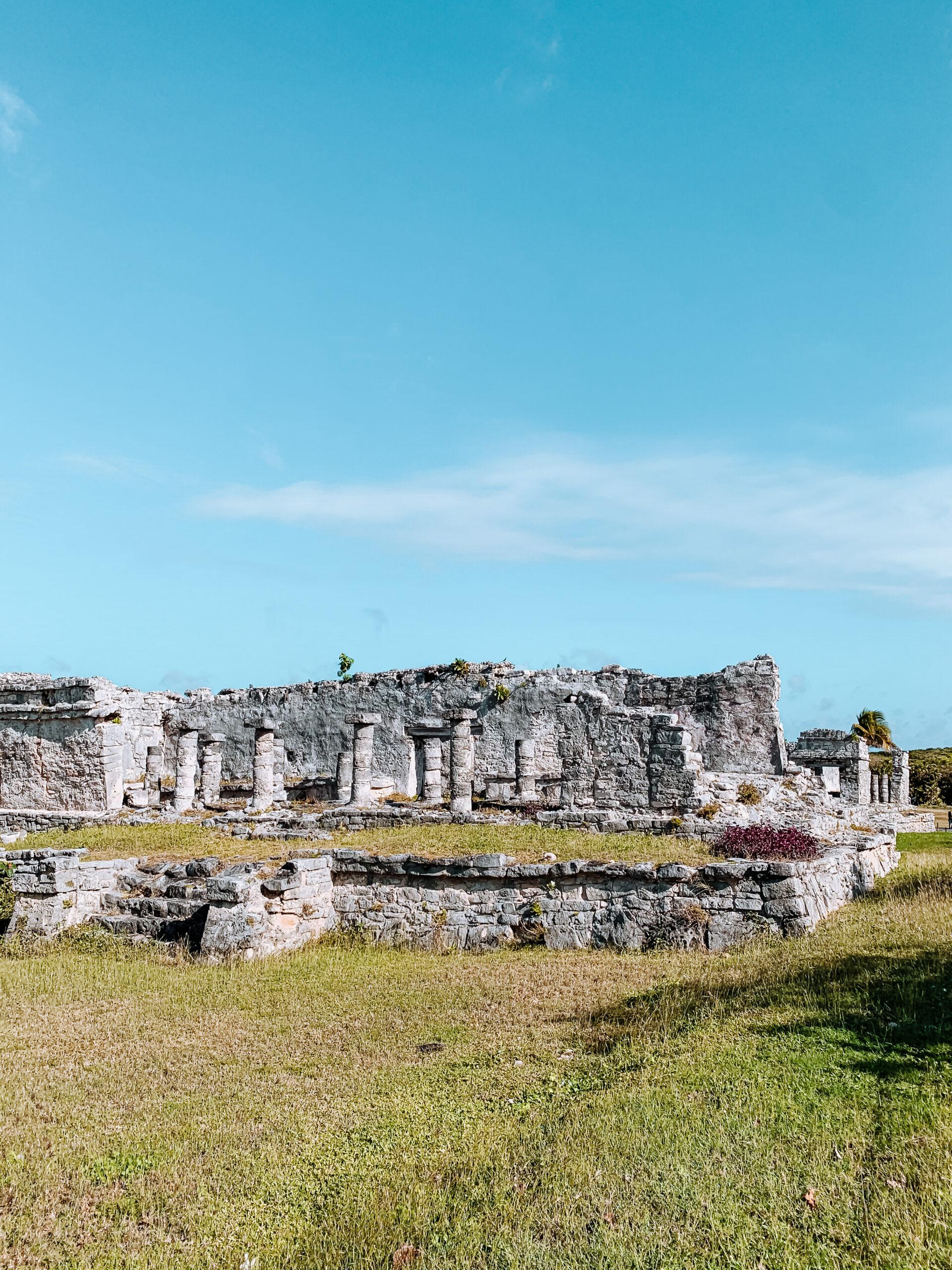 Ruinas Arqueológicas Tulúm