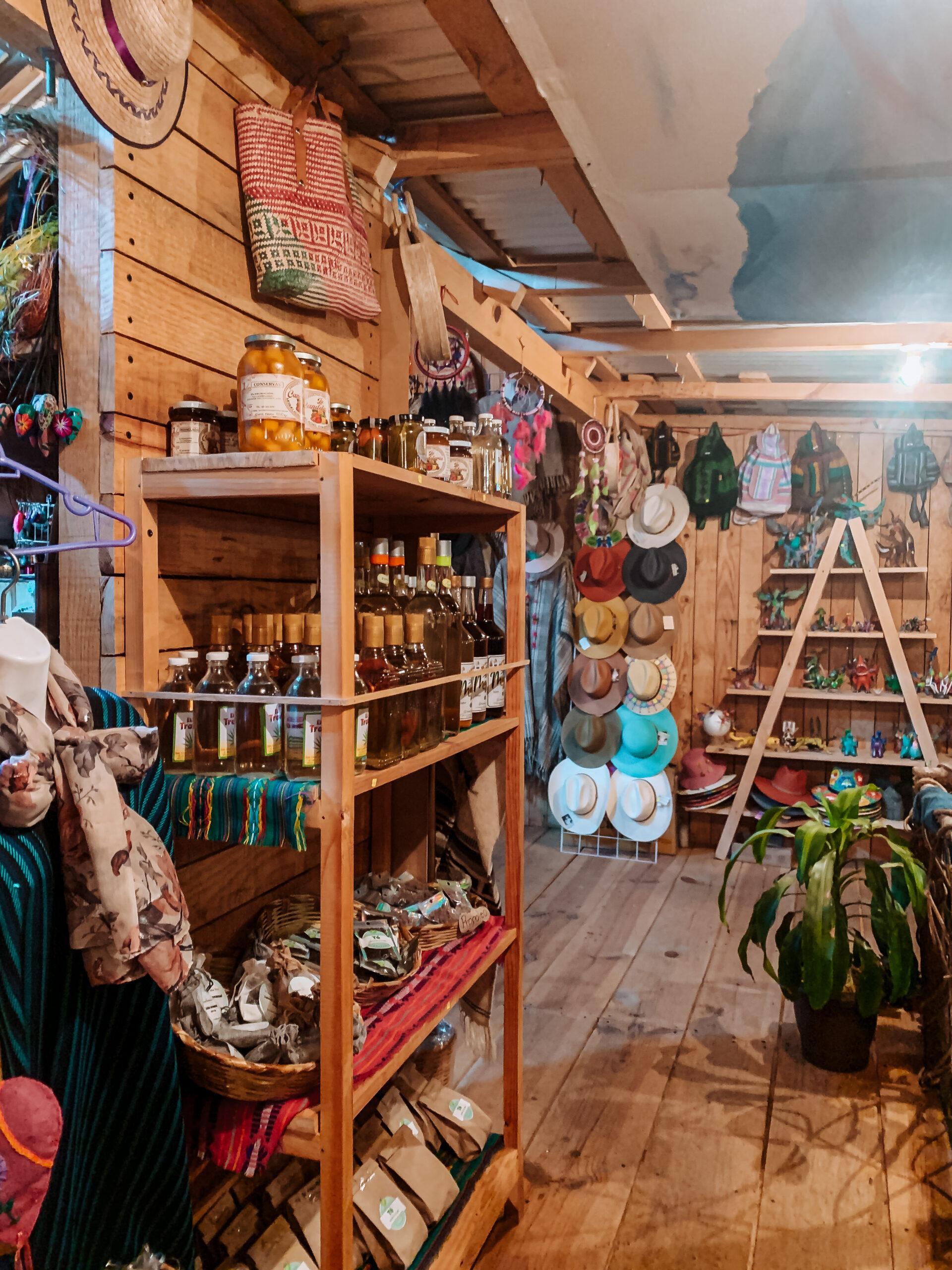 artesanias San José del Pacífico
