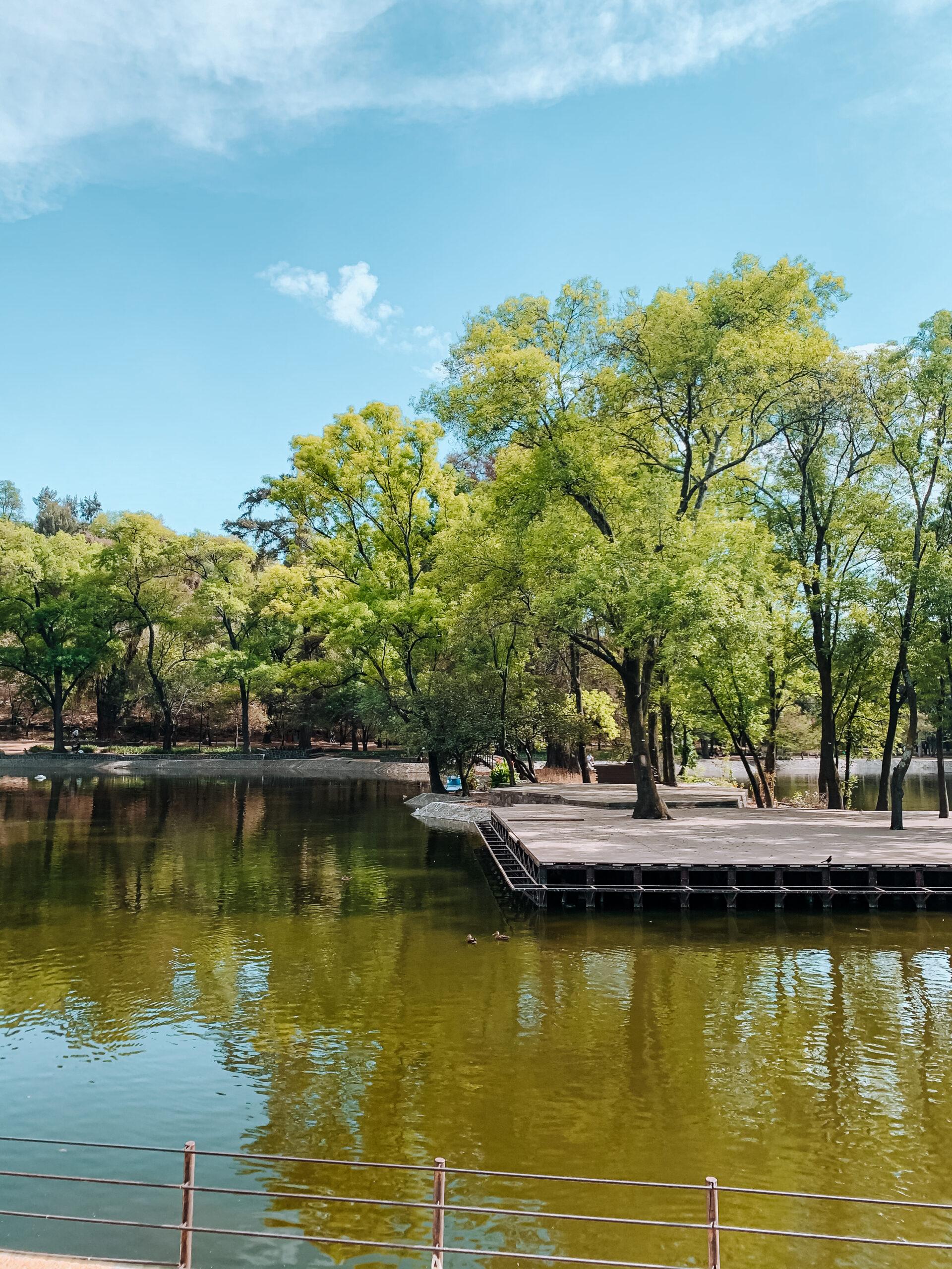 parque chapultepec