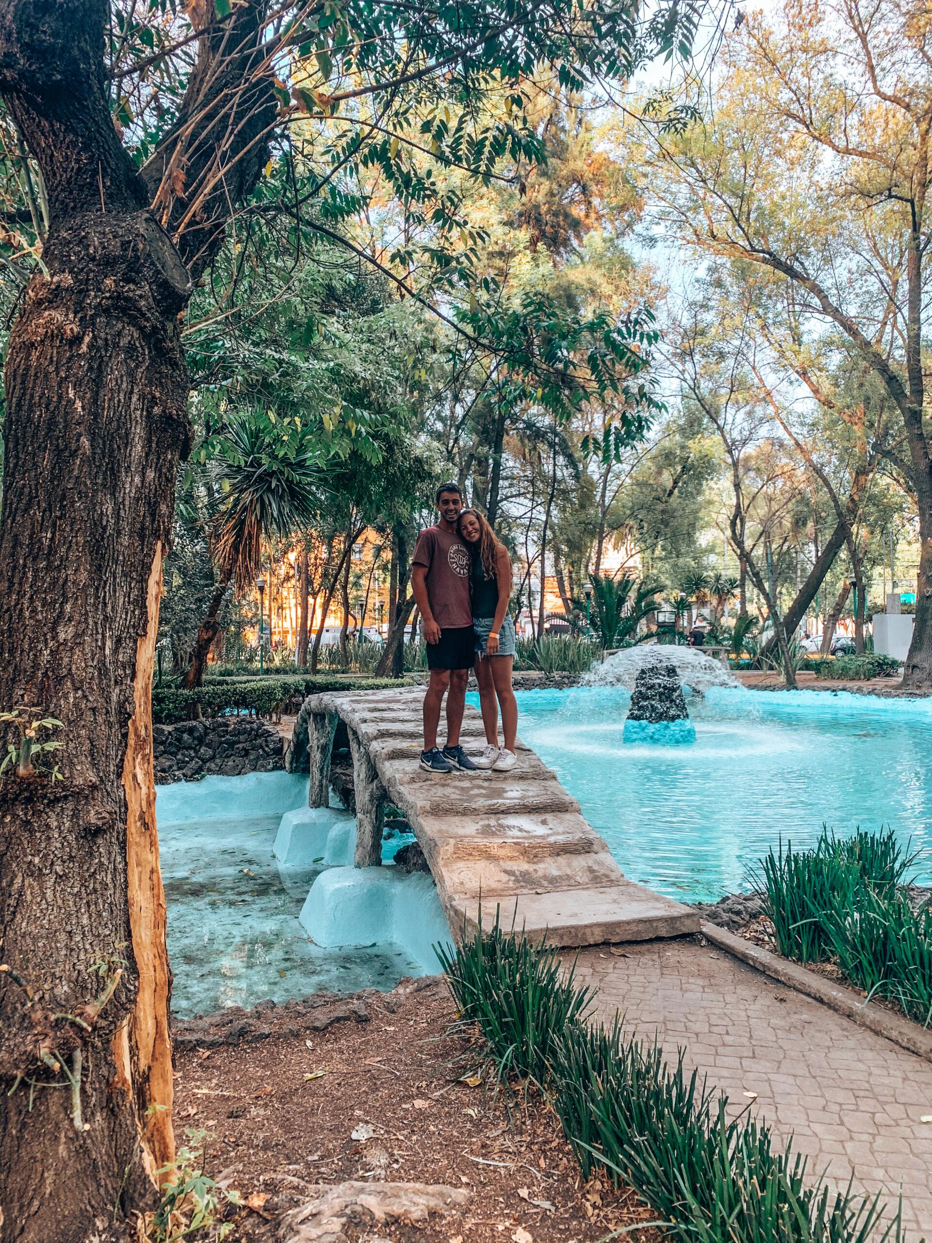 Parque España CDMX