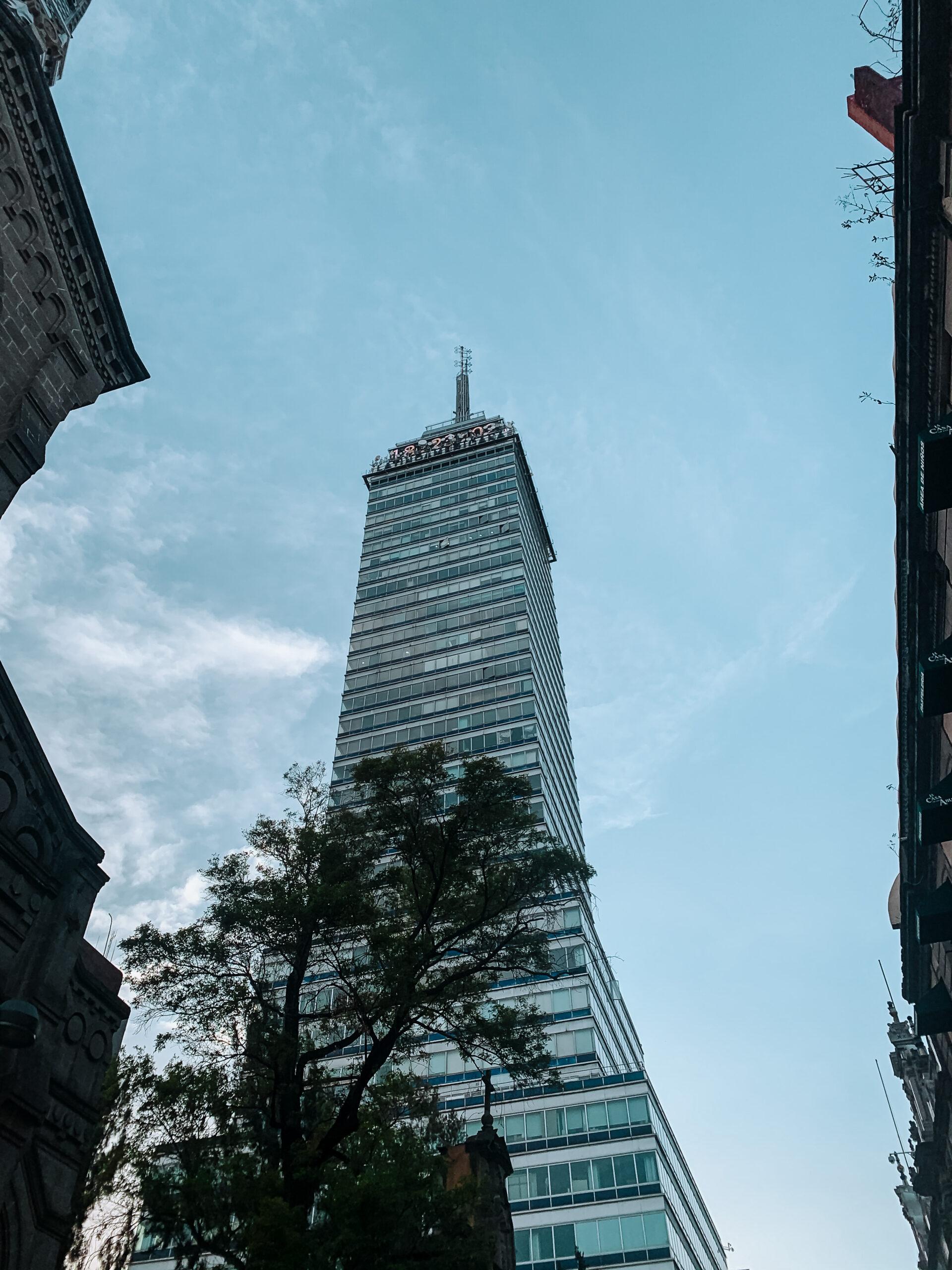 torre sudamericana